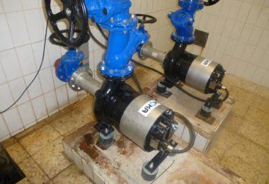 Высокоэффективные канализационные насосы MXS
