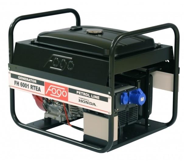 Бензиновый генератор FOGO FH 6001RTE