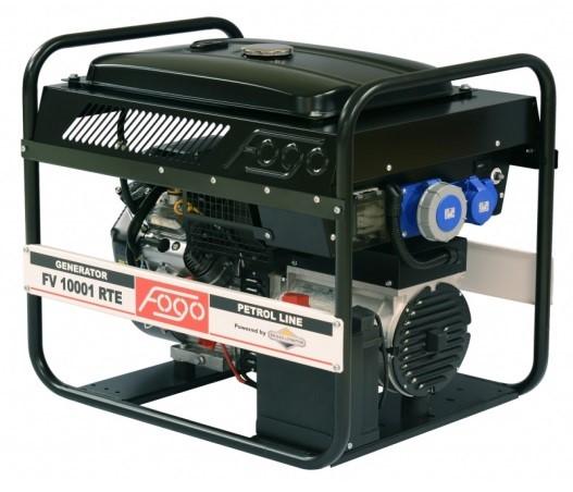Бензиновый генератор FOGO FV 10001RTE