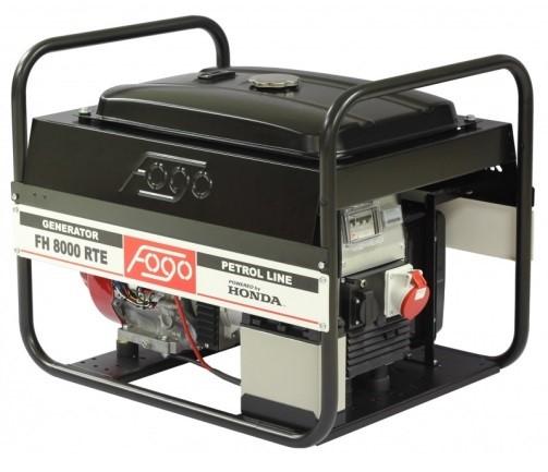 Бензиновый генератор FOGO FH 8000 RTE